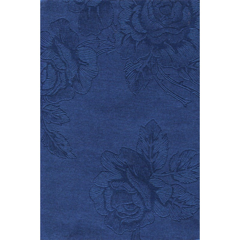 PL1017  Flor Grande Azul